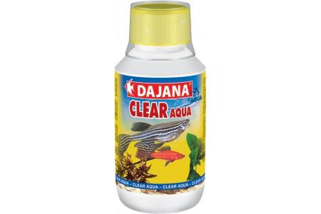 Dajana Pet Clear Aqua 100ml Solutie pentru purificarea apei din acvariu