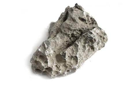 Fluorite rock