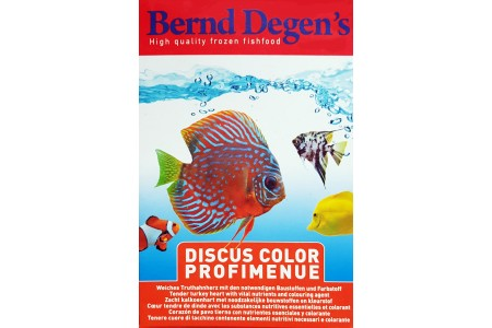 Discus Color Profimenue Frozen Food