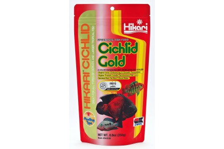 Hikari Cichlid Gold SS 57 g