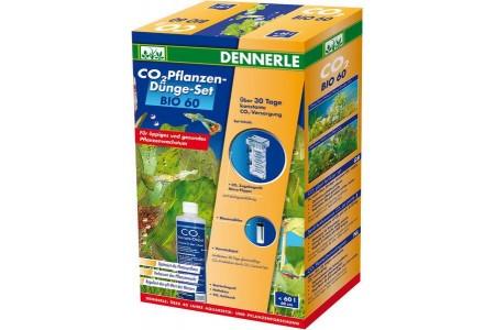 Set BIO 120 CO2 fertilizator plante pentru acvarii de pana la 60 de litri Dennerle BIO CO2 60 Complete Set