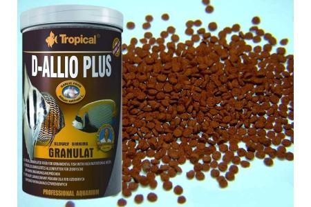 Hrana sub forma de granule Tropical D-Allio Plus Granulat
