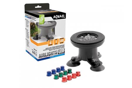 Piatra de aer cu led-uri AquaEL  Airlights