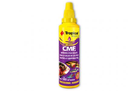 Preparat pentru decontaminare a apei si de control al parazitilor Tropical CMF