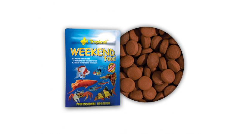 Tropical Weekend Food 20g aprox. 24 tablete